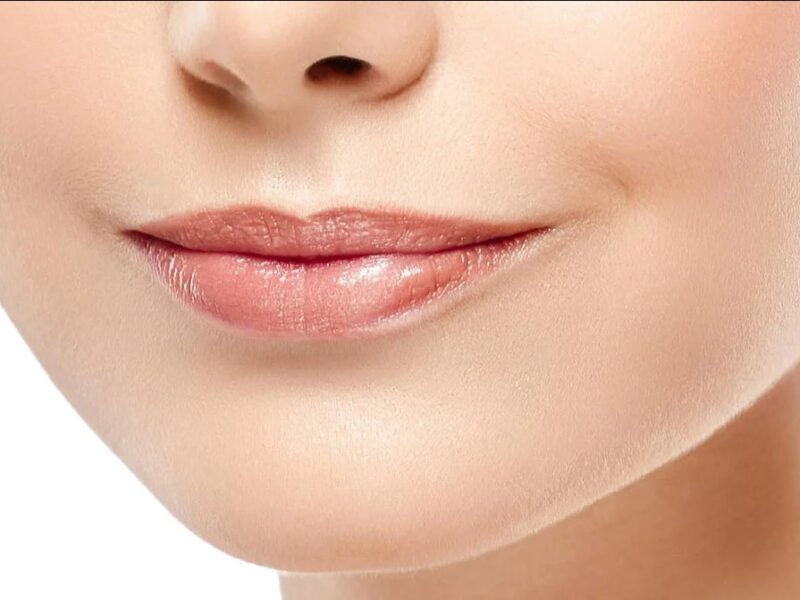 How To Make Lips Small