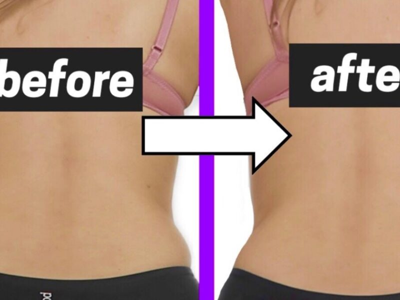 How to Lose Your Muffin Top Quickly