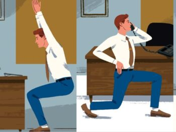 5 Exercises To Offset Sitting All Day